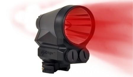 Lightforce Pred9X etters�kslampe, R�d