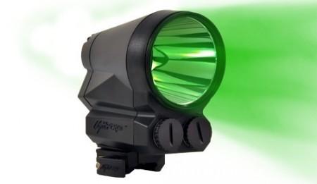 Lightforce Pred9X etters�kslampe, Gr�nn