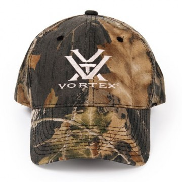 Vortex Mossy Oak caps, camo