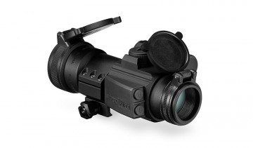 StrikeFire II Red Dot 4 MOA Red/Green Dot Low Ring Mount