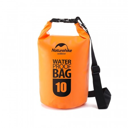 Naturehike Pakksekk 10L Orange
