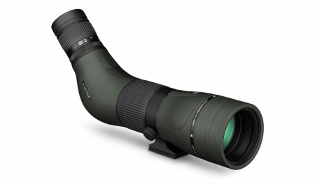 Vortex Diamondback HD 16-48x65 Spotting Scope, Angled