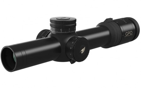 German Precision Optics GPOTAC 8x 1-8x24i