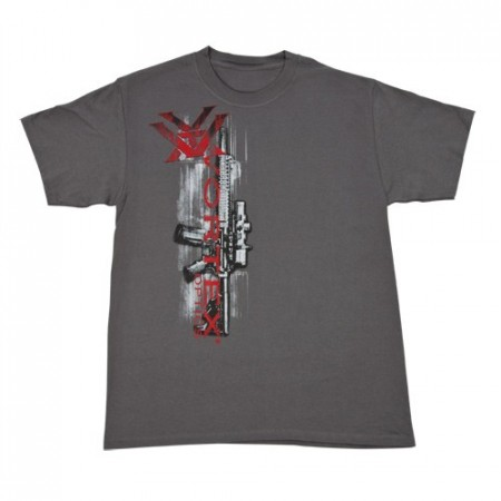 Vortex Tactical 1-4x Grey T-Shirt
