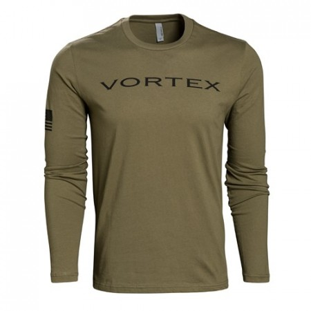 Vortex Military Green Long Sleeve