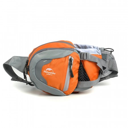 Naturehike Rumpetaske m/flaskeholder 3L Orange