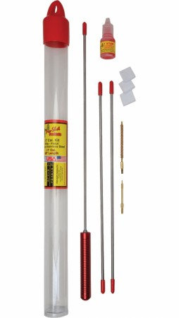 Pro-Shot 3 Piece 36-Inch Length .17 Caliber Cleaning Kit