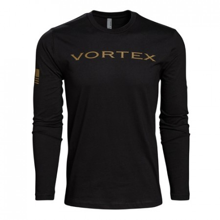 Vortex Black Long Sleeve