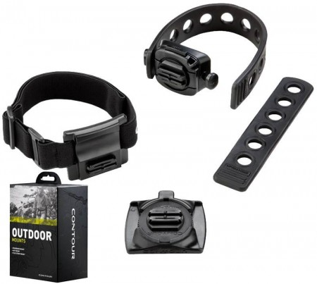 Contour Outdoor Mounts Bundle