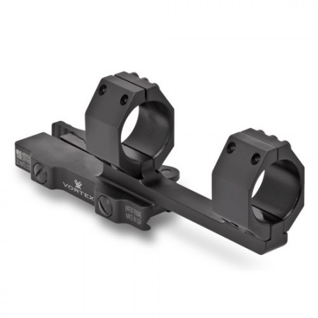 Cantilever Quick-Release Mounts ADR-X Quick-Release Mount  30 mm Tube 3-Inch Offset