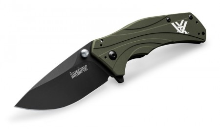 Vortex Knockout ODG Kershaw lommekniv