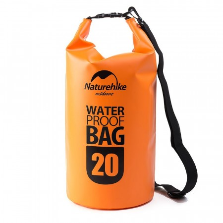 Naturehike Pakksekk 20L Orange
