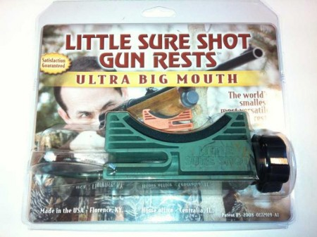Little Sure Shot Gun Rests Magnum, Camo