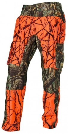 JahtiJakt Moose Hunter Pants, Oransje/Camo