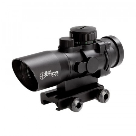 Sun Optics 1x Tactical Sights T-Dot