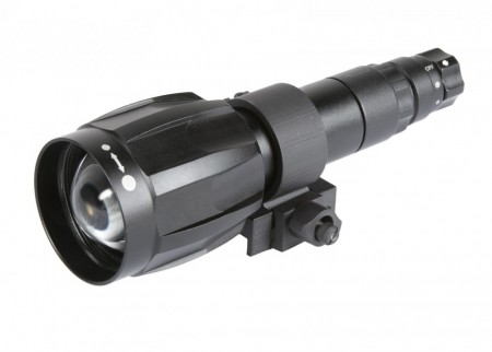 IR850 -XLR Powerful Long-Range Infrared Illuminator