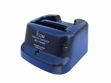 BC-144, Lader for Icom F3GS Jakt- og sikringsradio